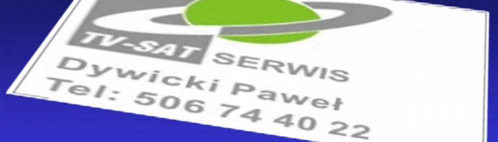 Serwis anten SAT i DVB-T